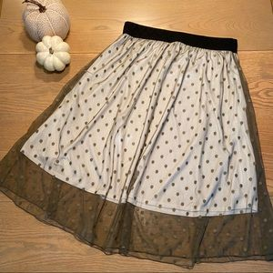 LuLaRoe 'Lola' Skirt
